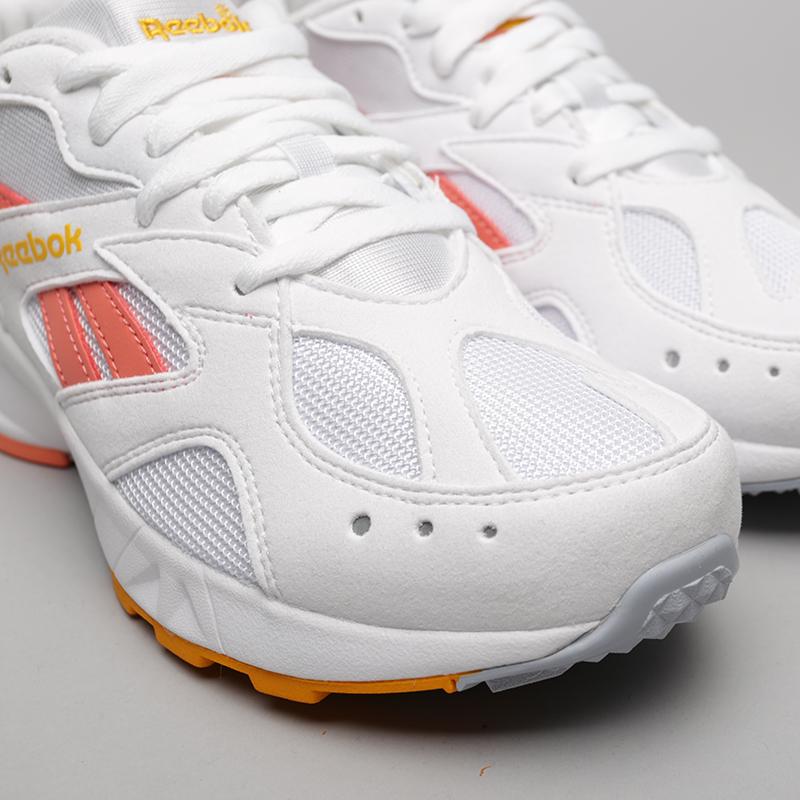 белые  кроссовки reebok aztrek DV4276 - цена, описание, фото 5