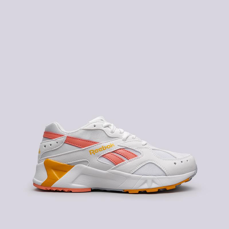 белые  кроссовки reebok aztrek DV4276 - цена, описание, фото 1