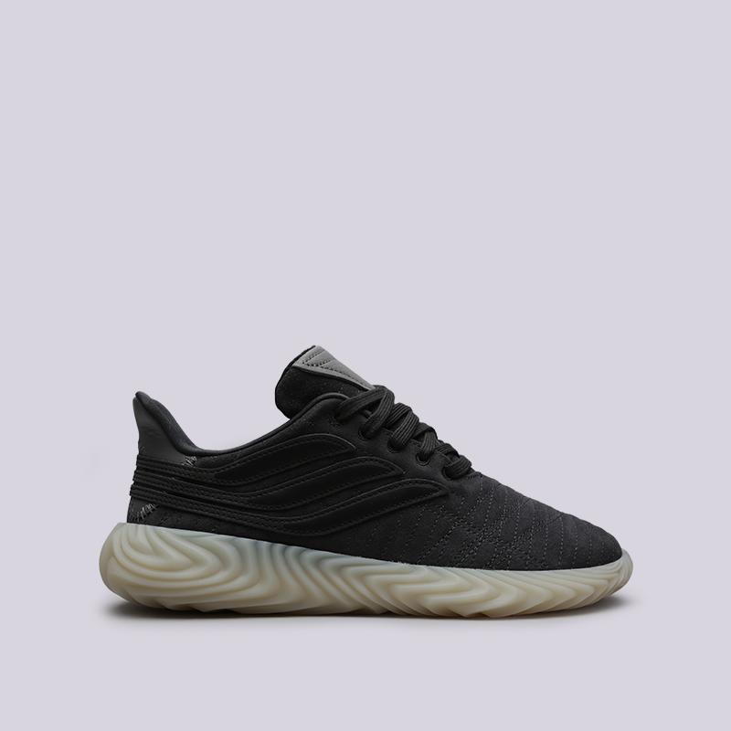 876ec7c2 мужские чёрные кроссовки adidas sobakov BD7563 - цена, описание, фото 1