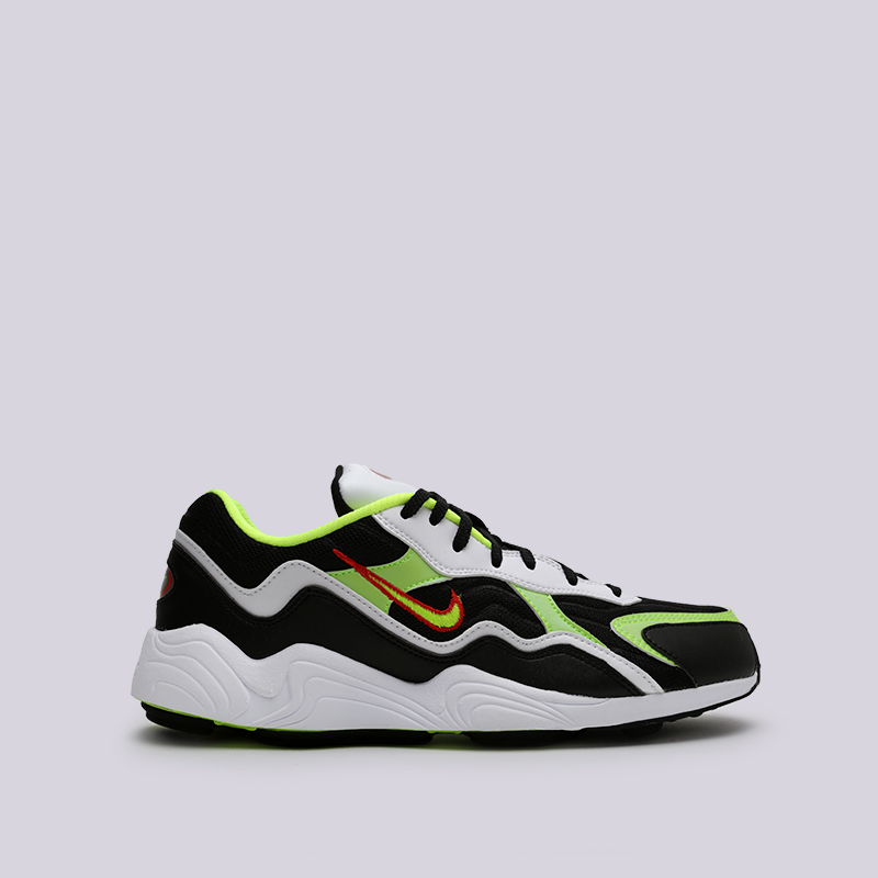 4eaff3f6 мужские чёрные, зелёные кроссовки nike air zoom alpha BQ8800-003 - цена,  описание