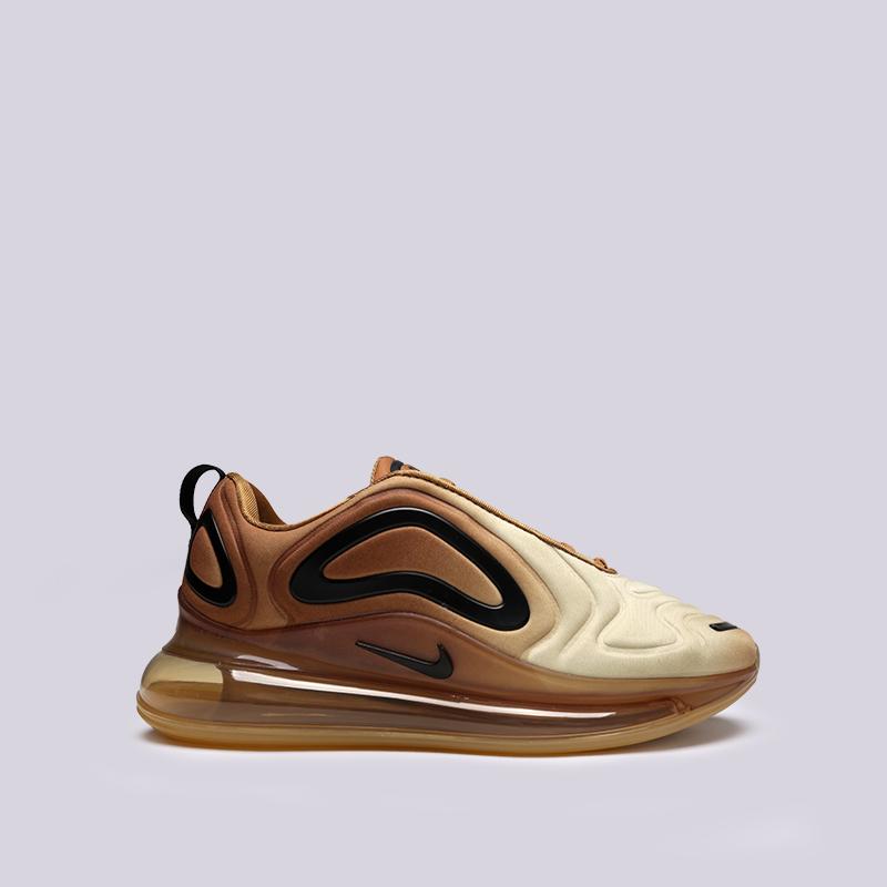 huge discount a4b2e 33416 мужские золотые кроссовки nike air max 720 AO2924-700 - цена, описание, фото