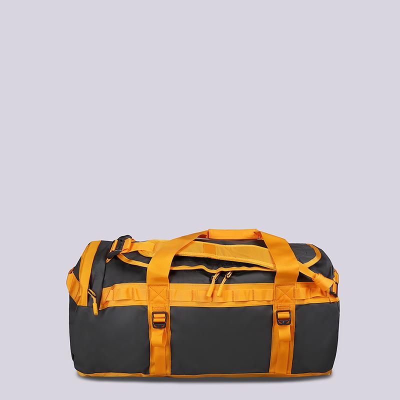 серую, желтую  сумка дорожная the north face base camp duffel - m 71l T93ETPV7V - цена, описание, фото 1