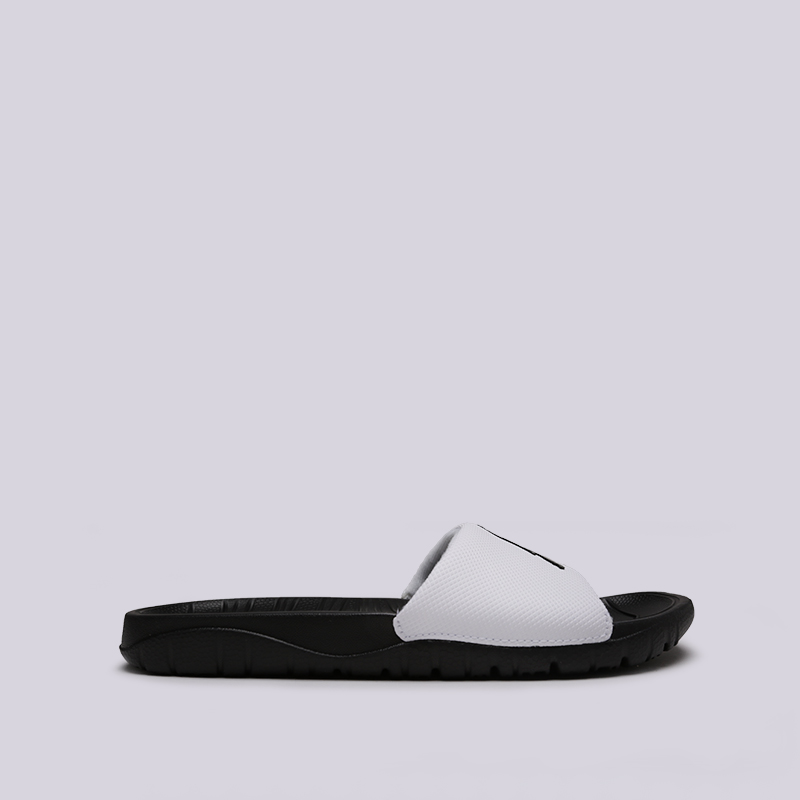 9552d41474de Мужские сланцы Break Slide от Jordan (AR6374-100) оригинал - купить ...