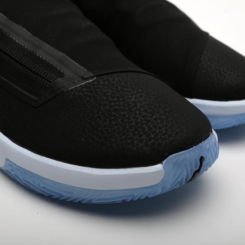 be01de27 мужские чёрные кроссовки jordan jumpman hustle AQ0397-004 - цена, описание,  фото 5