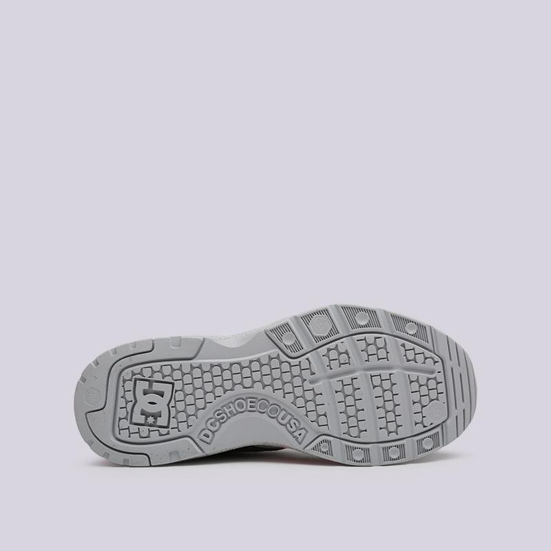 женские мультиколор  кроссовки dc shoes e.tribeka se ADJS200015-BLP - цена, описание, фото 3