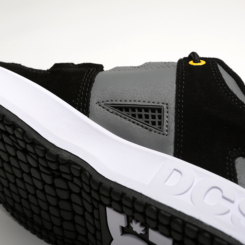 мужские чёрные  кроссовки dc shoes lynx og ADYS100425-XKKS - цена, описание, фото 6