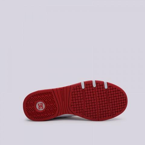 женские белые  кроссовки dc shoes legacy 98 slim ADJS200022-WWT - цена, описание, фото 6
