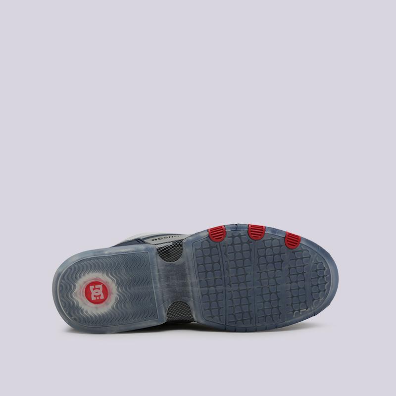мужские синие  кроссовки dc shoes legacy og ADYS100476-NRD - цена, описание, фото 3