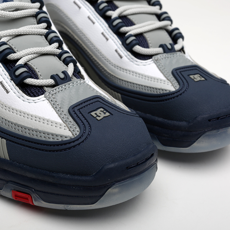мужские синие  кроссовки dc shoes legacy og ADYS100476-NRD - цена, описание, фото 4