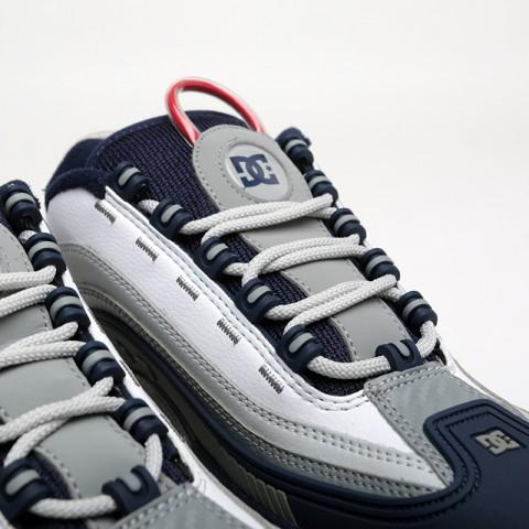 мужские синие  кроссовки dc shoes legacy og ADYS100476-NRD - цена, описание, фото 5
