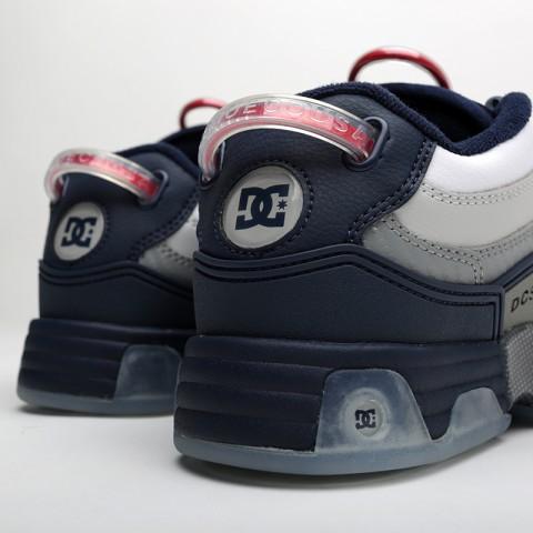 мужские синие  кроссовки dc shoes legacy og ADYS100476-NRD - цена, описание, фото 6