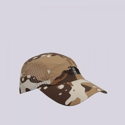 камуфляж  кепка the north face sun shield ball cap T92SAT9VC - цена, описание, фото 1