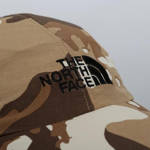 камуфляж  кепка the north face sun shield ball cap T92SAT9VC - цена, описание, фото 2