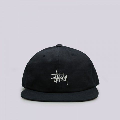 Кепка Stussy Washed Oxford Strapback Cap