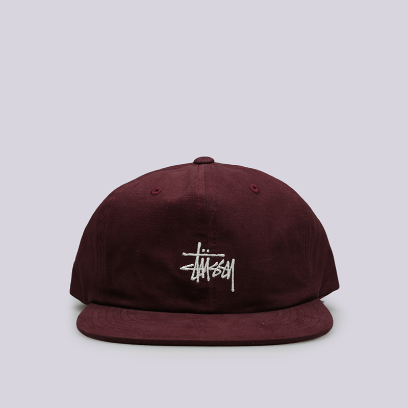 Кепка Stussy Washed Oxford Strapback Cap от Streetball