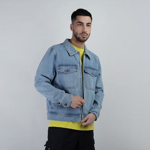 Куртка Stussy Denim Garage Jacket