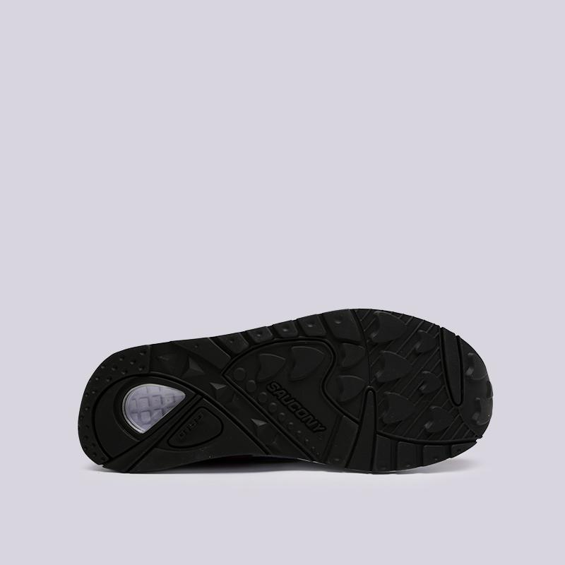 мужские белые  кроссовки saucony grid 9000 S704392 - цена, описание, фото 2