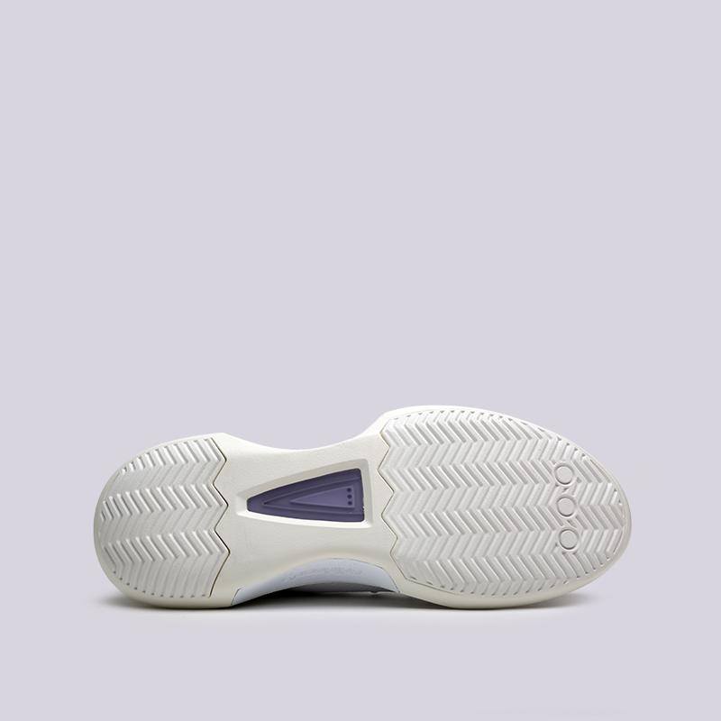 мужские белые  кроссовки adidas crazy 1 adv BD8016 - цена, описание, фото 2