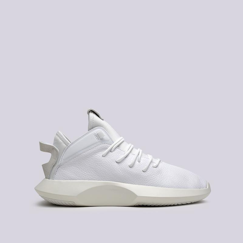 мужские белые  кроссовки adidas crazy 1 adv BD8016 - цена, описание, фото 1