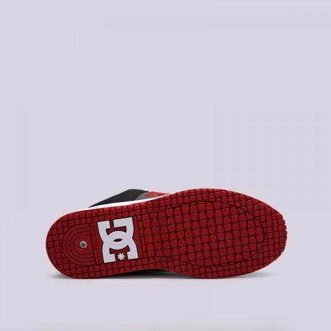 мужские чёрные, серые  кроссовки dc shoes lynx og ADYS100425-grf/grf - цена, описание, фото 2