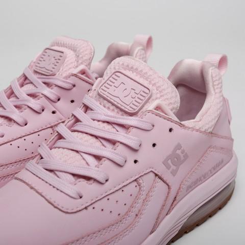 женские розовые  кроссовки dc shoes vandium se ADJS200026-pnk/pnk - цена, описание, фото 6