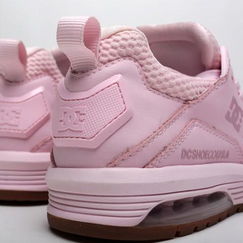 женские розовые  кроссовки dc shoes vandium se ADJS200026-pnk/pnk - цена, описание, фото 4