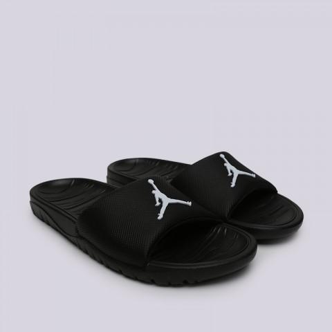 мужские чёрные  сланцы jordan break slide AR6374-001 - цена, описание, фото 3