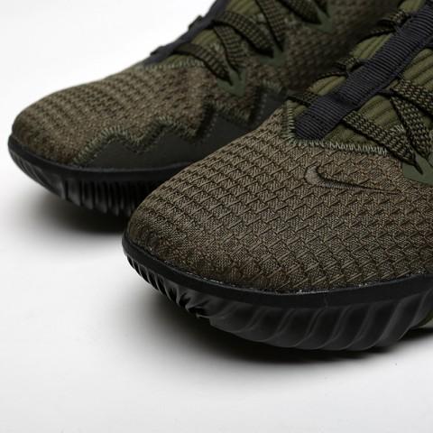 мужские зелёные  кроссовки nike lebron xvi low CI2668-300 - цена, описание, фото 5