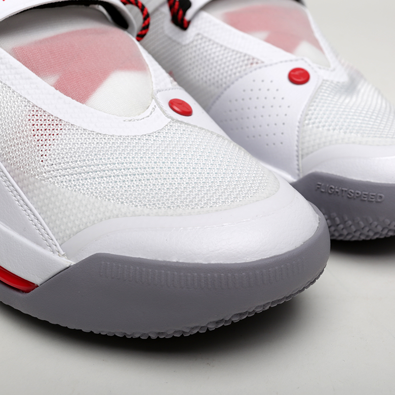 мужские белые  кроссовки jordan 33 se СD9560-106 - цена, описание, фото 5