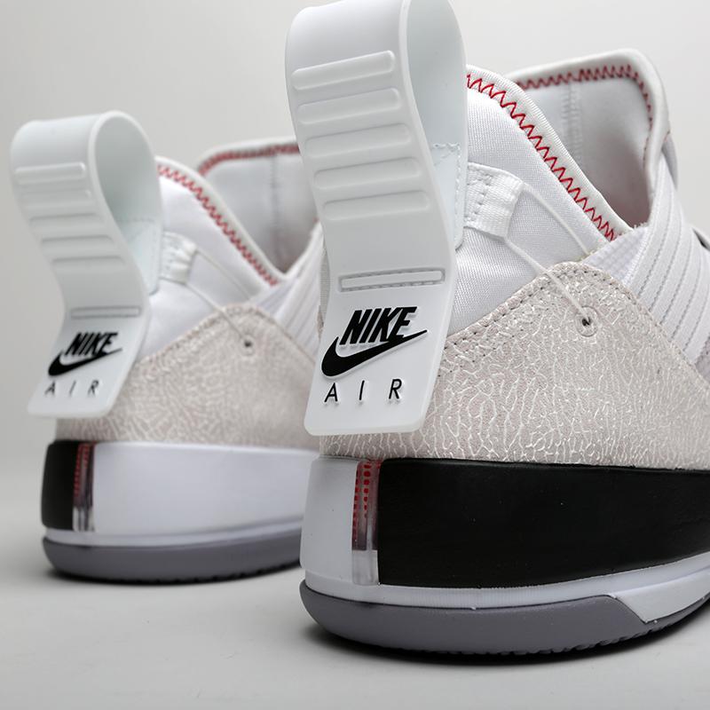 мужские белые  кроссовки jordan 33 se СD9560-106 - цена, описание, фото 6