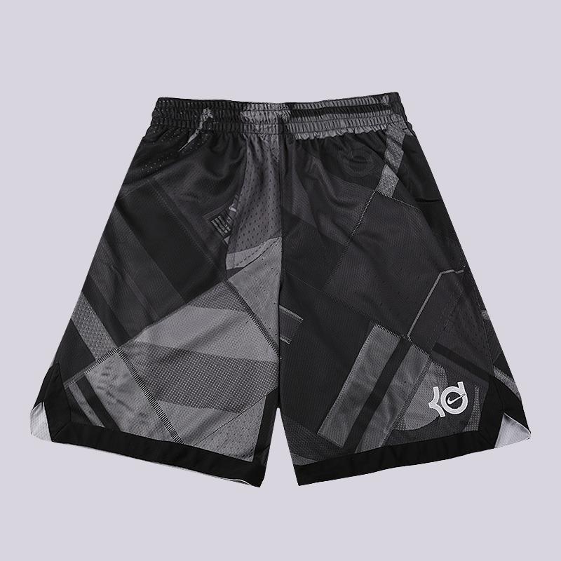 dafa0ca3 мужские черные, серые шорты nike kd short elite AT3183-010 - цена, описание