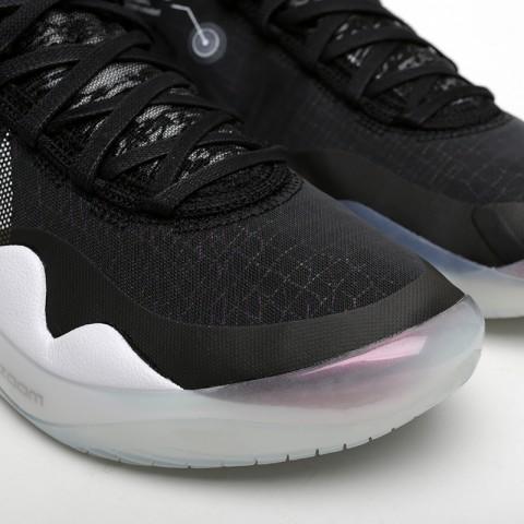 мужские чёрные  кроссовки nike zoom kd12 AR4229-001 - цена, описание, фото 4