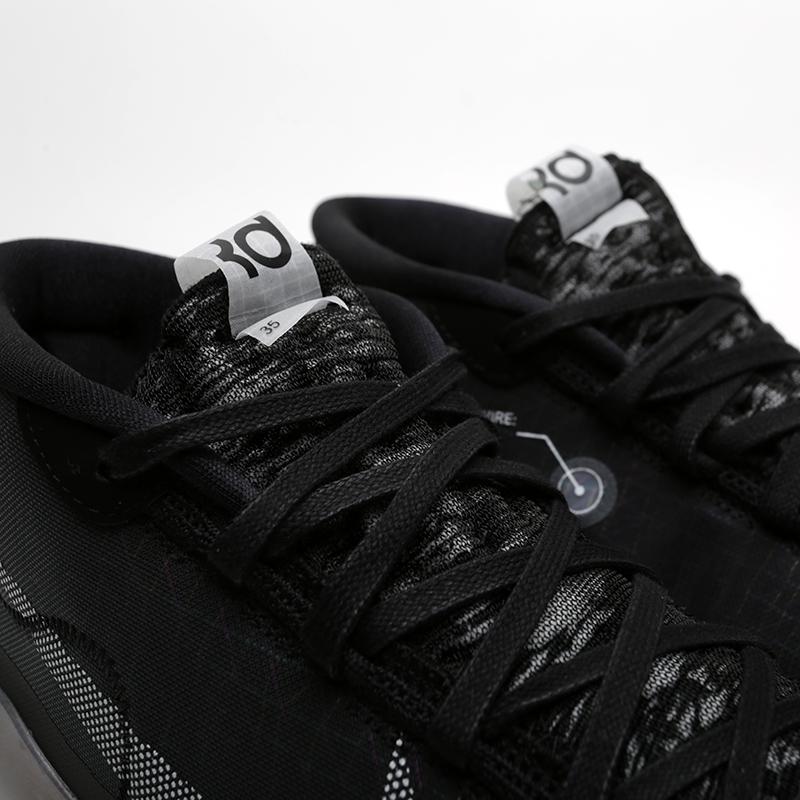 мужские чёрные  кроссовки nike zoom kd12 AR4229-001 - цена, описание, фото 6