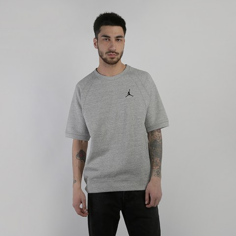 Толстовка Jordan Wings Short Sleeve Fleece Crew