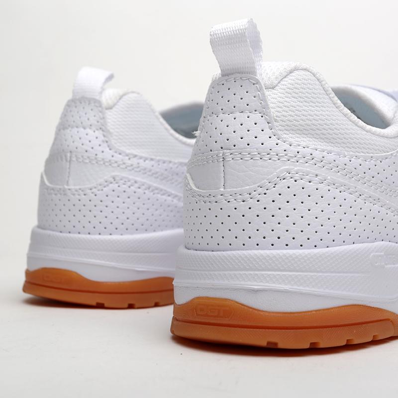 мужские белые  кроссовки dc shoes e.tribeka ADYS700173-wg5/wg5 - цена, описание, фото 6