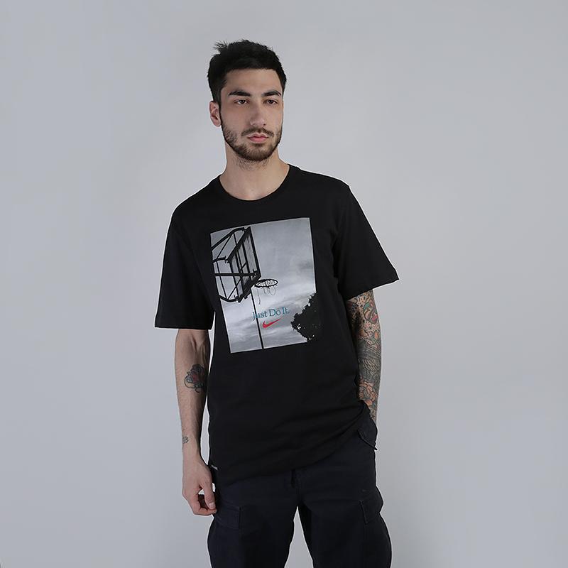 397aa93c Мужская футболка Dri-FIT Just Do It от Nike (BQ3596-010) купить по ...