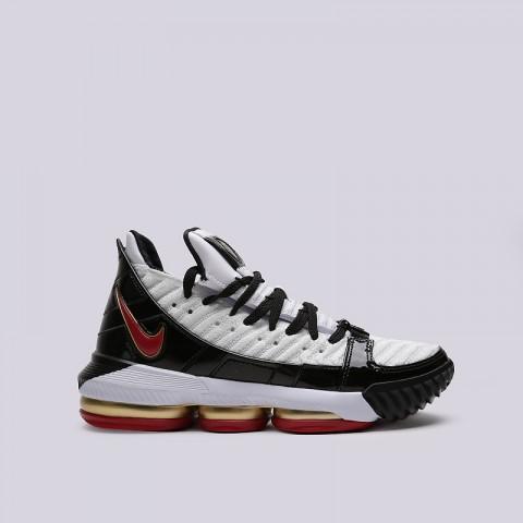cd31da77 мужские белые, черные, красные кроссовки nike lebron xvi sb CD2451-101 -  цена ...