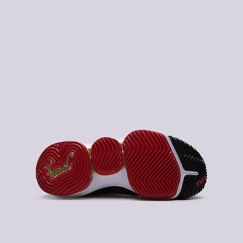 c50f1519 мужские белые, черные, красные кроссовки nike lebron xvi sb CD2451-101 -  цена