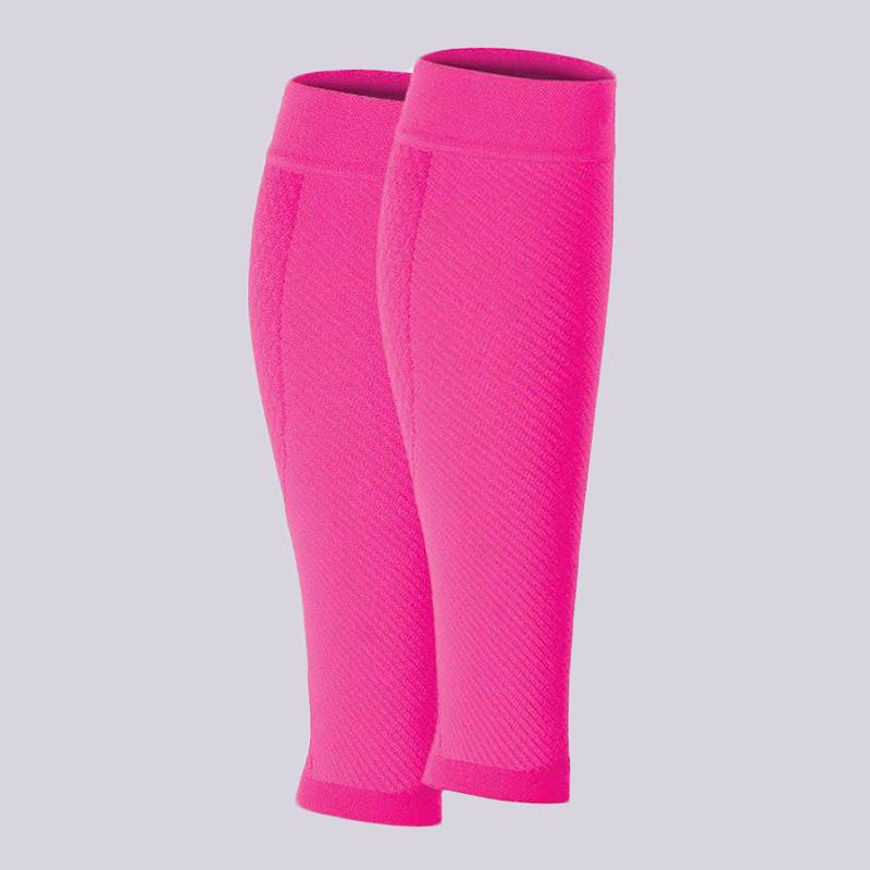 розовый  фиксатор голени os1st performance calf sleeve CS6-pink - цена, описание, фото 1
