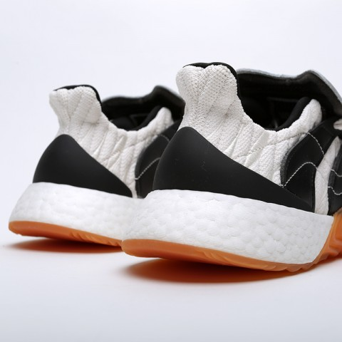 мужские белые  кроссовки adidas sobakov boost BD7674 - цена, описание, фото 5