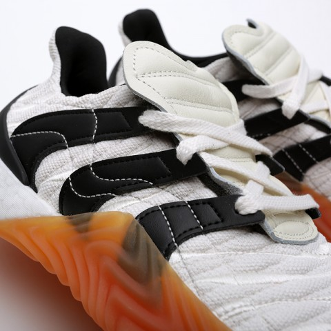 мужские белые  кроссовки adidas sobakov boost BD7674 - цена, описание, фото 6