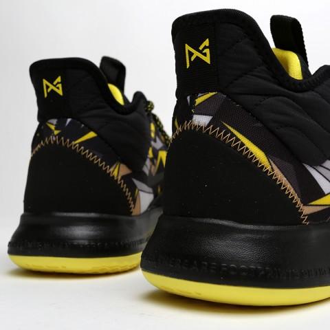 мужские чёрные  кроссовки nike pg 3 AO2607-900 - цена, описание, фото 4