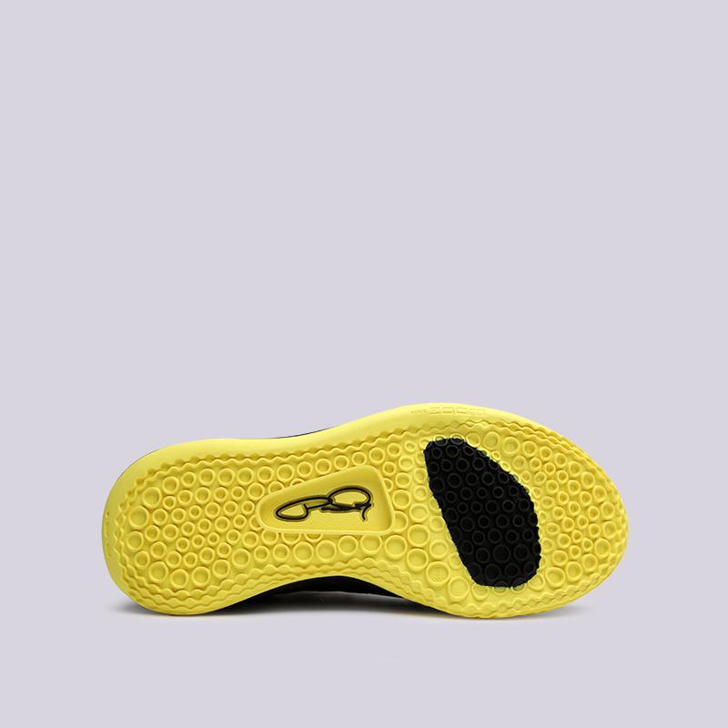 мужские чёрные  кроссовки nike pg 3 AO2607-900 - цена, описание, фото 2