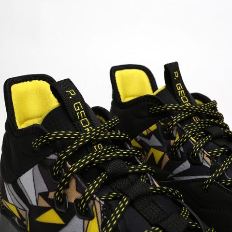 мужские чёрные  кроссовки nike pg 3 AO2607-900 - цена, описание, фото 5