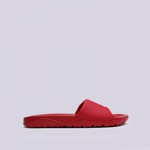 мужские красные  сланцы jordan break slide AR6374-601 - цена, описание, фото 1