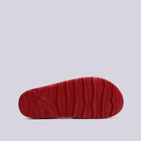 мужские красные  сланцы jordan break slide AR6374-601 - цена, описание, фото 2