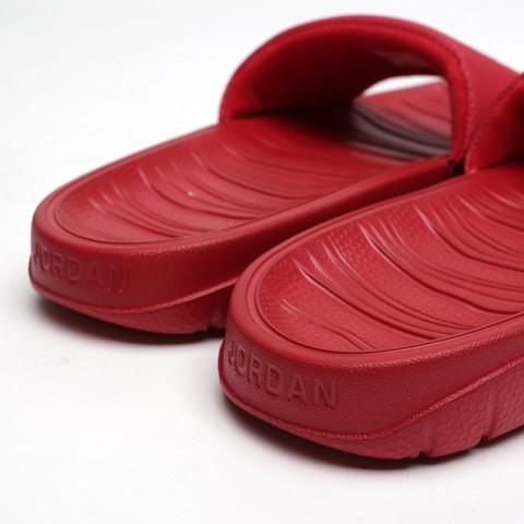мужские красные  сланцы jordan break slide AR6374-601 - цена, описание, фото 4