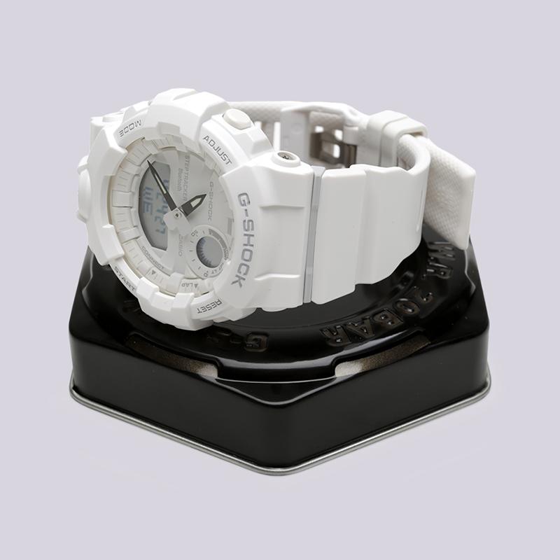 белые  часы casio g-shock gba-800 GBA-800-7A - цена, описание, фото 2