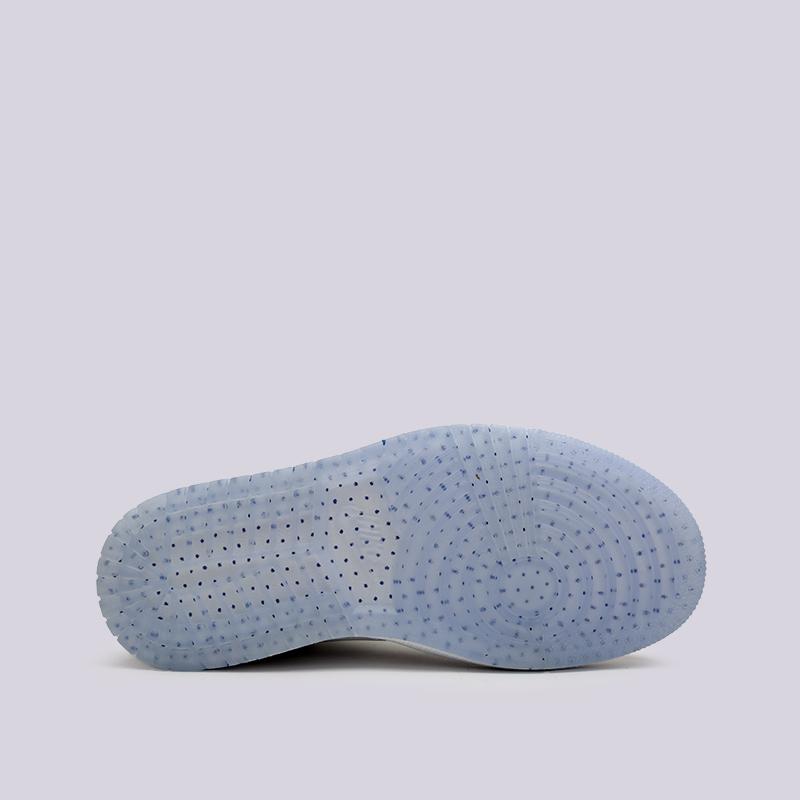женские белые  кроссовки jordan wmns 1 mid CI9100-100 - цена, описание, фото 2