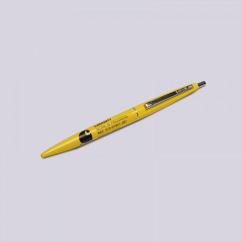 желтую  шариковая ручка carhartt wip work in progress I010564-желтая - цена, описание, фото 1